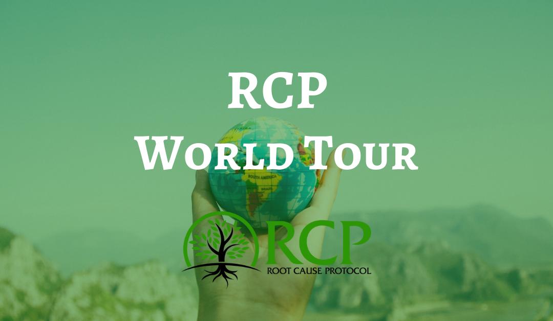Australia – the Root Cause Protocol World Tour Begins.