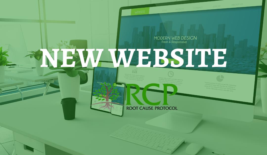 New RCP Website – 2018