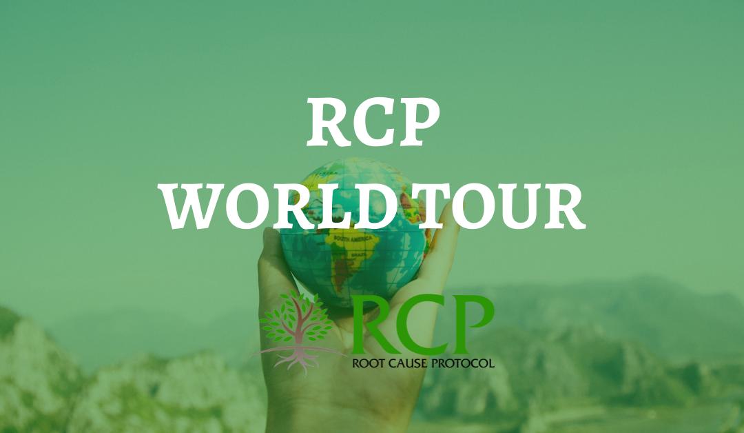 Seattle, San Jose, & Pasadena RCP World Tour events…