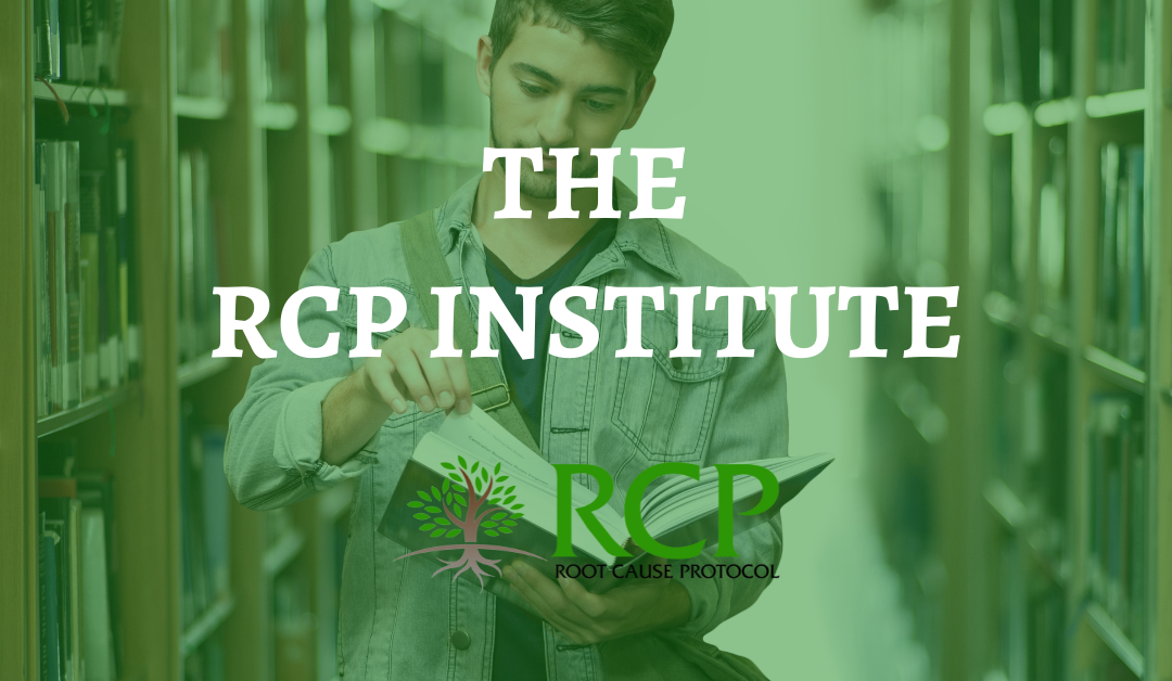 Copernican Institute has been renamed to RCP Institute