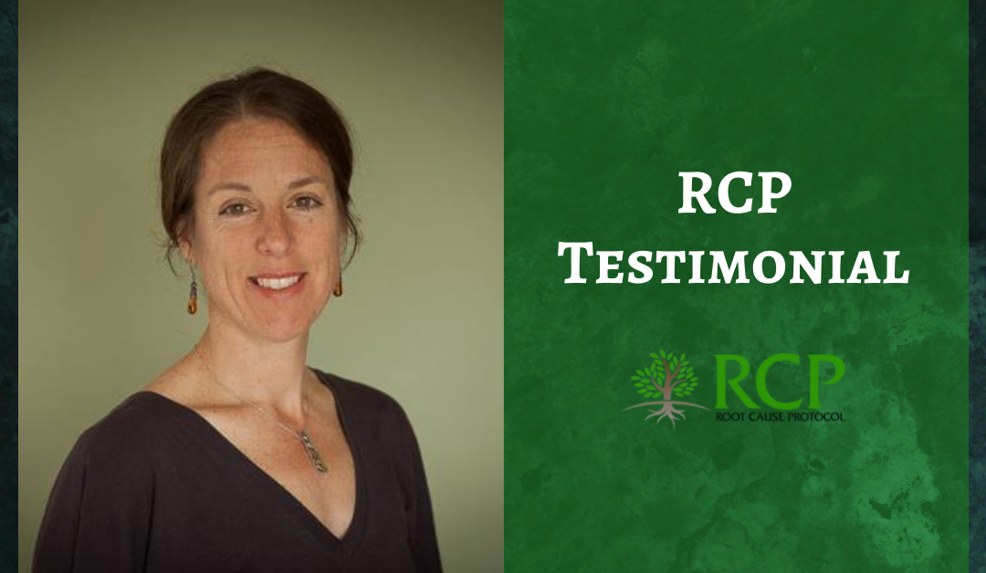 Shelley H.   The Root Cause Protocol helped me reduce my Stress Levels, Hair Loss & Fatigue