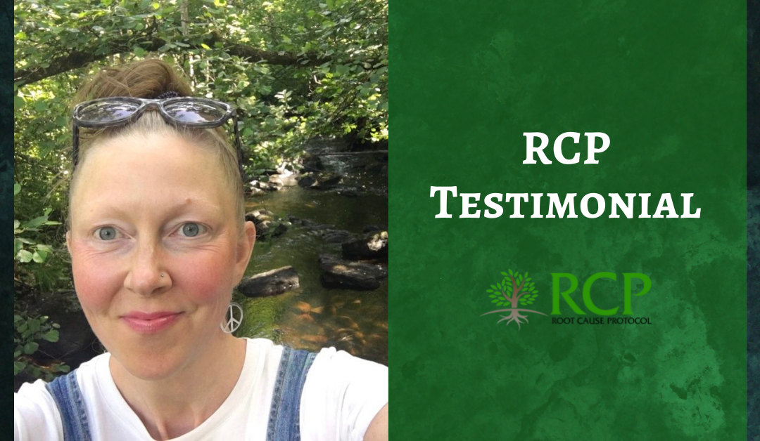 Sanna G. | The Root Cause Protocol helped me increase my energy levels and manage my Hashimoto's Disease