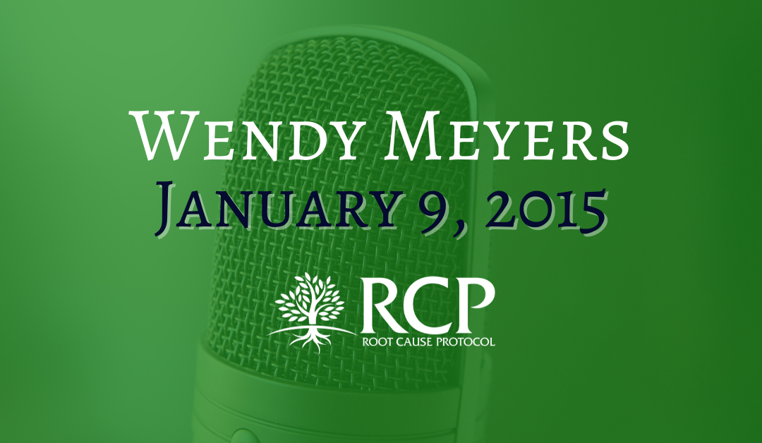 Wendy Meyers | Copper Toxicity with Morley Robbins (Part 1) | January 9, 2015