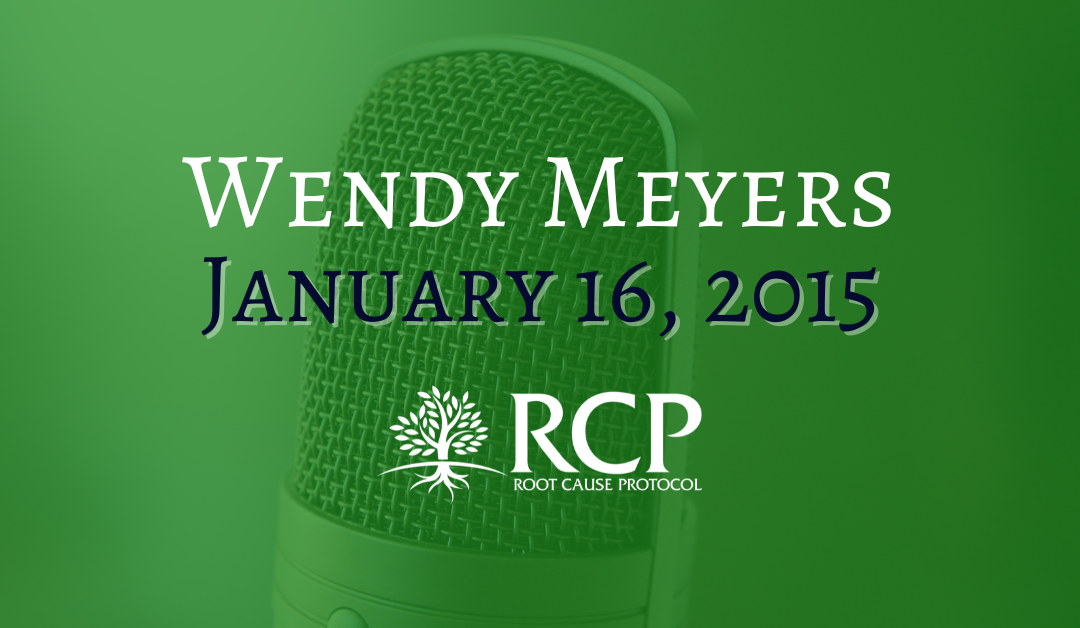 Wendy Meyers | Copper Toxicity with Morley Robbins (Part 2) | January 16, 2015