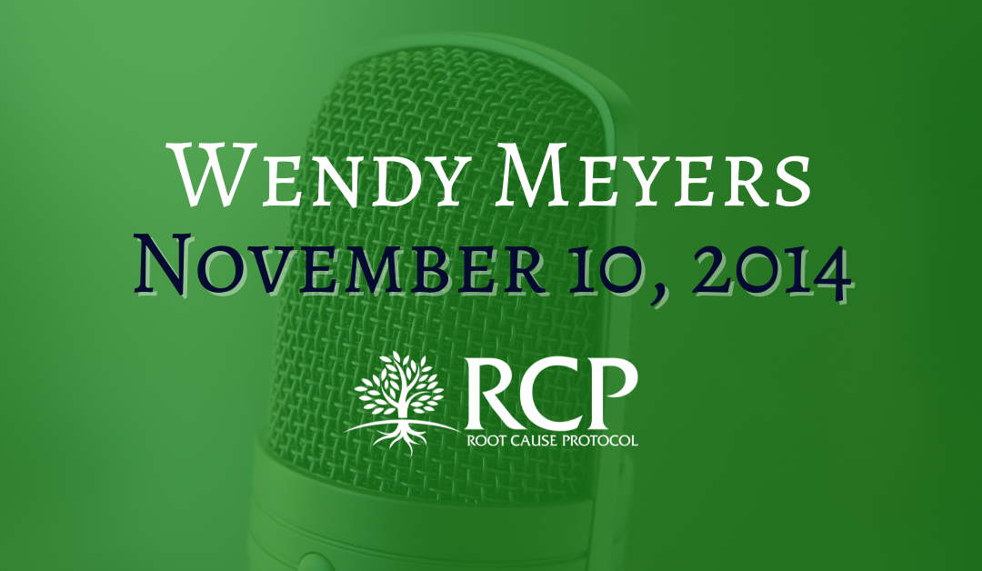 Wendy Meyers | How to Prevent a Heart Attack with Magnesium with Morley Robbins | November 10, 2014