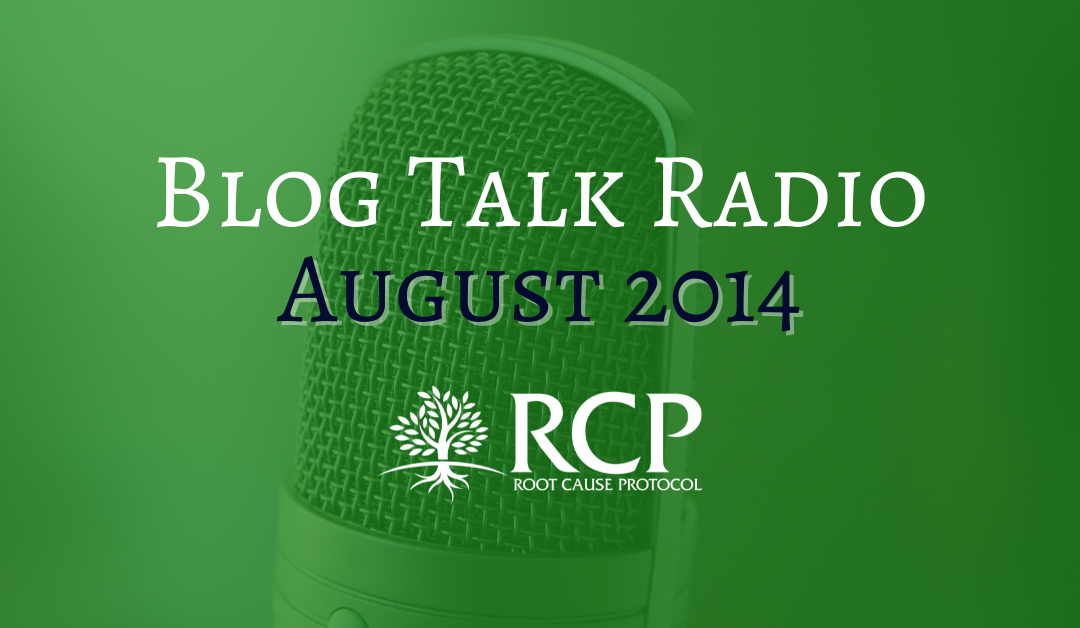 Blog Talk Radio | The Benefits Of Magnesium With Morley Robbins | August 2014