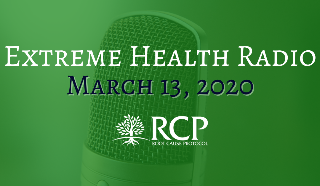 Extreme Health Radio | How 3 Minerals Turn on Cancer Part 1 (Episode 650) | March 13, 2020