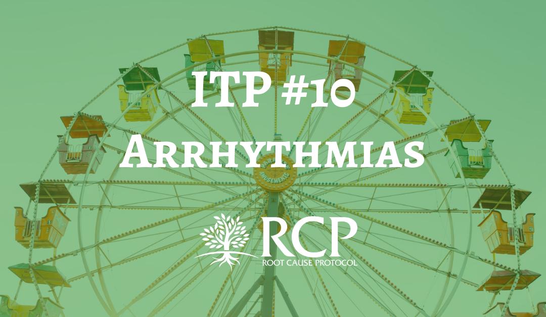 Iron Toxicity Post #10: OK, know anybody who's struggling with Arrhythmias?