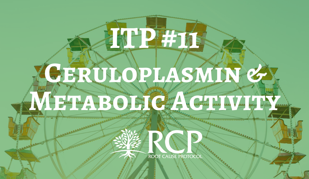 Iron Toxicity Post #11: If the Sun is the 'center' of our Universe, I'm coming to regard Ceruloplasmin as the 'Sun' of our universe of metabolic activity.
