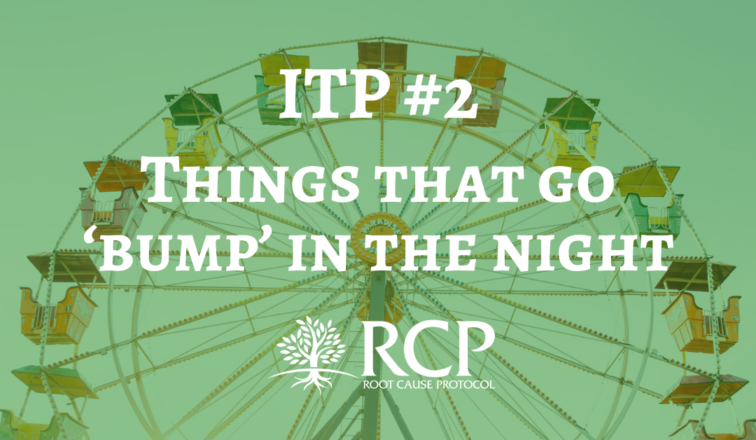 Iron Toxicity Post #2: Things that go 'bump' in the night